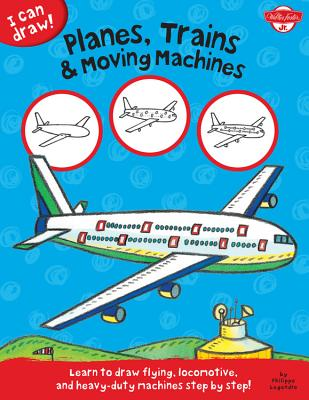 Planes, Trains & Moving Machines Cover