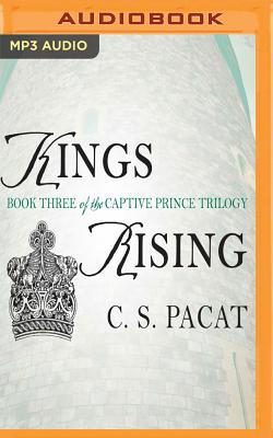 Kings Rising (Captive Prince Trilogy) Cover Image