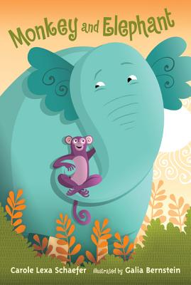 Monkey and Elephant Cover Image