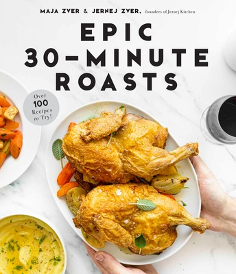 Cover for Epic 30-Minute Roasts