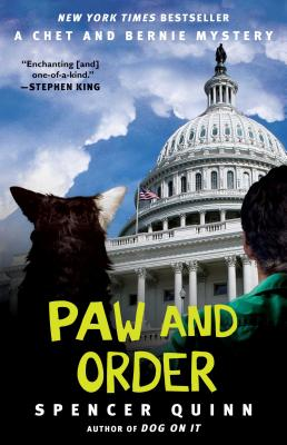 Paw and Order: A Chet and Bernie Mystery (The Chet and Bernie Mystery Series #7) Cover Image