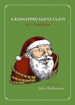 A Kidnapped Santa Claus Cover