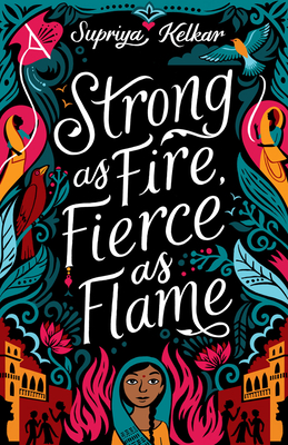 Strong as Fire, Fierce as Flame Cover Image