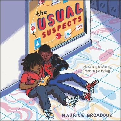 The Usual Suspects Lib/E Cover Image