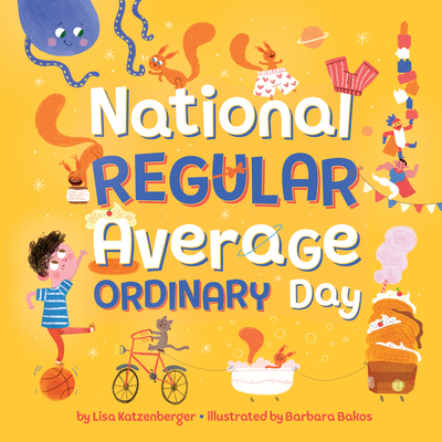Cover for National Regular Average Ordinary Day