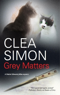 Grey Matters (Dulcie Schwartz Mysteries) cover