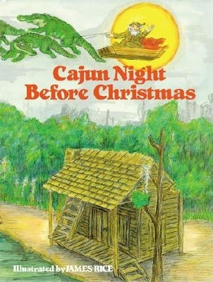 Cajun Night Before Christmas(r) Cover Image