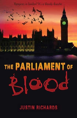 The Parliament of Blood Cover