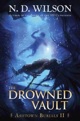 The Drowned Vault (Ashtown Burials #2) Cover