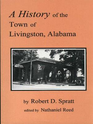 A History of the Town of Livingston, Alabama Cover