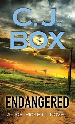Endangered: A Joe Pickett Novel Cover Image