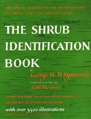Shrub Identification Book Cover Image