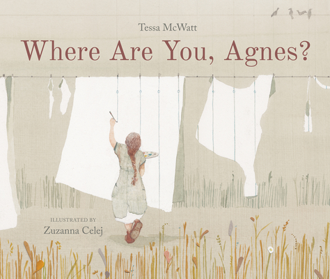 Cover for Where Are You, Agnes?