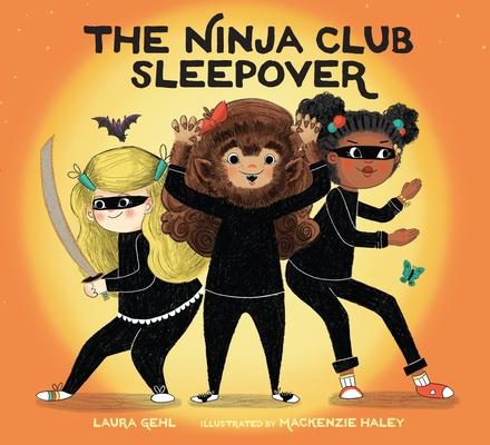 The Ninja Club Sleepover Cover Image