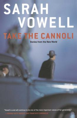Cover for Take the Cannoli