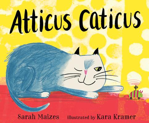 Atticus Caticus Cover Image