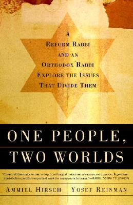 One People, Two Worlds Cover