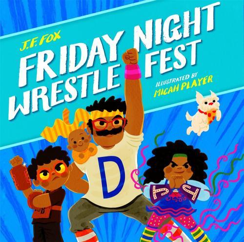 Friday Night Wrestlefest Cover Image