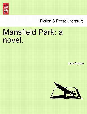 Mansfield Park: A Novel. Cover Image
