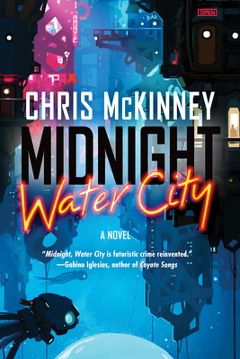 Midnight, Water City (The Water City Trilogy #1) Cover Image