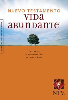Vida Abundante Nuevo Testamento-Ntv Cover Image