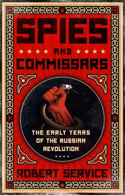 Spies and Commissars Cover
