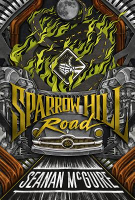 Sparrow Hill Road (Ghost Roads #1) Cover Image