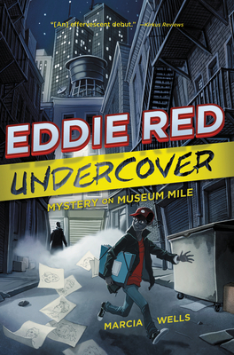 Eddie Red Undercover: Mystery on Museum Mile Cover Image