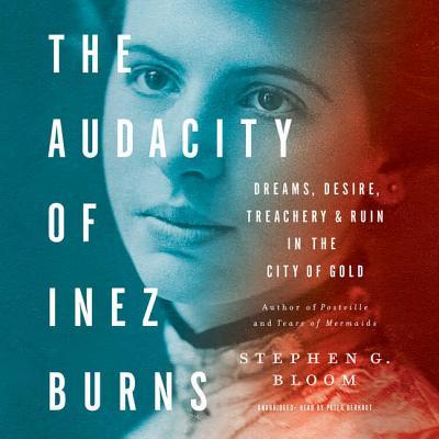 The Audacity of Inez Burns Cover Image