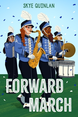 Cover for Forward March
