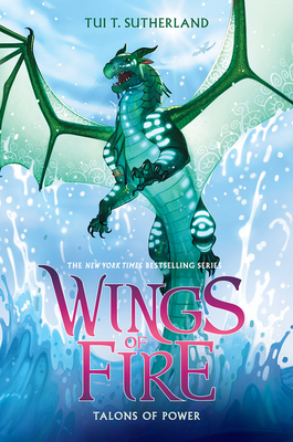 Talons of Power (Wings of Fire, Book 9) Cover Image