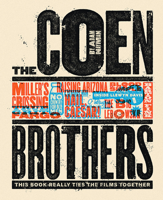 The Coen Brothers: This Book Really Ties the Films Together Cover Image