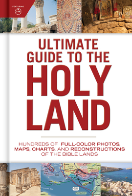 Cover for Ultimate Guide to the Holy Land