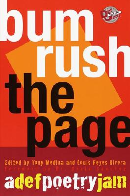 Bum Rush the Page Cover