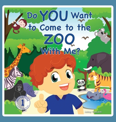 Do You Want to Come to the Zoo With Me? Cover Image