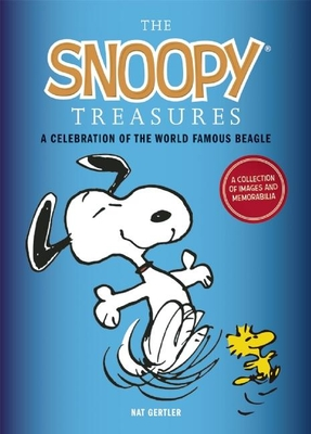 The Snoopy Treasures Cover