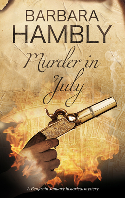 Murder in July: Historical Mystery Set in New Orleans (Benjamin January Mystery #15) Cover Image
