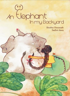 Cover for An Elephant in My Backyard