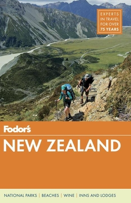 Fodor's New Zealand Cover