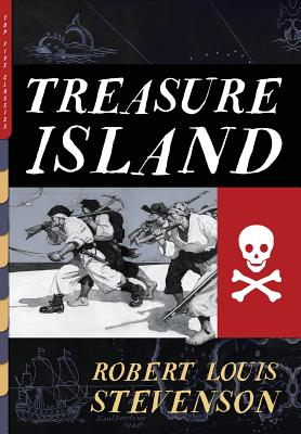 Treasure Island (Illustrated): With Artwork by N.C. Wyeth and Louis Rhead Cover Image