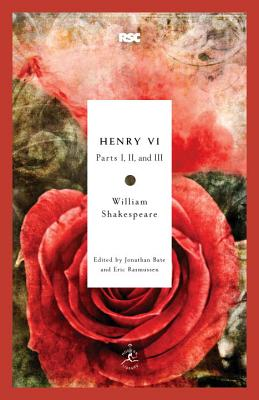 Henry VI: Parts I, II, and III Cover Image