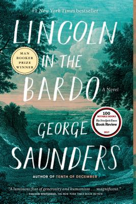 cover for Lincoln in the Bardo