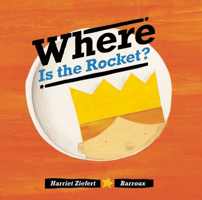 Where Is the Rocket? Cover