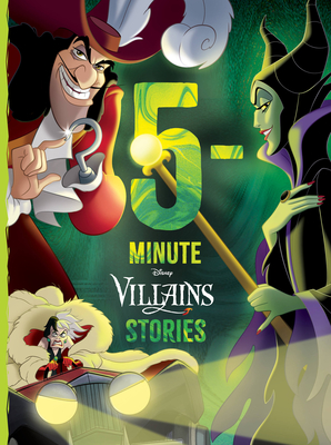 5-Minute Villains Stories (5-Minute Stories) Cover Image