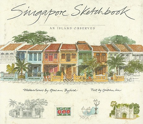 Singapore Sketchbook Cover Image