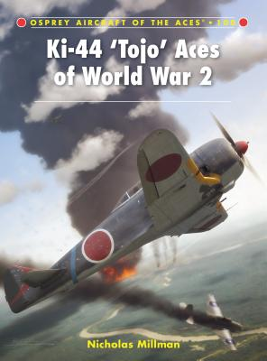 KI-44 Tojo Aces of World War 2 Cover
