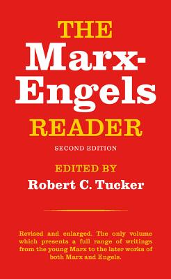 The Marx-Engels Reader Cover