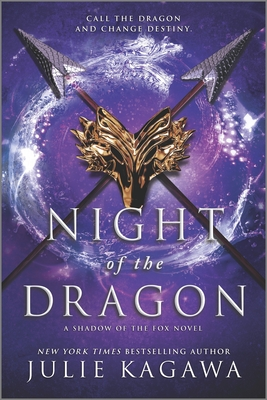 Night of the Dragon (Shadow of the Fox #3) Cover Image