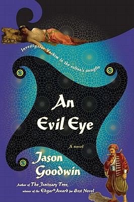 An Evil Eye Cover Image