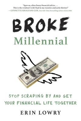 Broke Millennial Cover